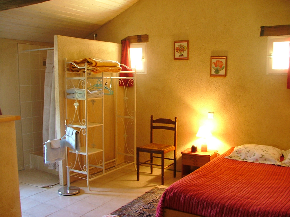 Bed and breakfast Ferme Naturiste LOliverie Saurais
